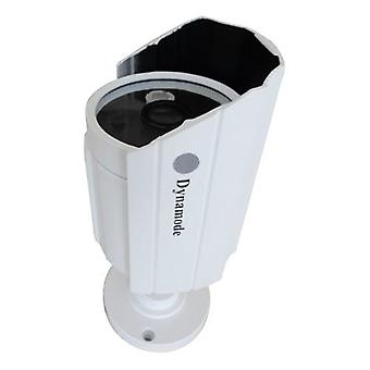 DYNAMODE SmartPhone Wireless Bullet colore IP HD fotocamera con Zoom White (DYN-628)