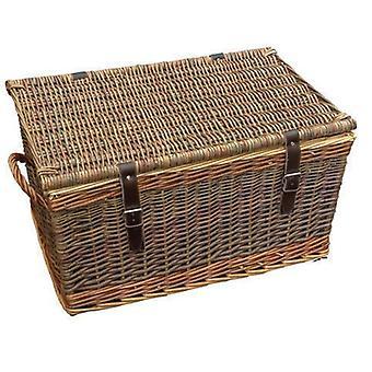 Rope Handled Cromford Wicler Basket