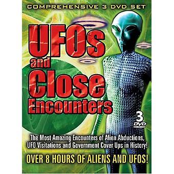 Ufos & Close Encounters Box Set [DVD] USA import