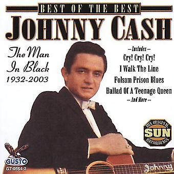 Johnny Cash - Best of the Best [CD] USA import