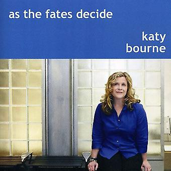 Katy Bourne - As the Fates Decide [CD] USA import