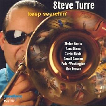 Steve Turre - Keep Searchin' [CD] USA import