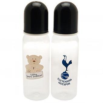 Tottenham Hotspur 2pk Feeding Bottles
