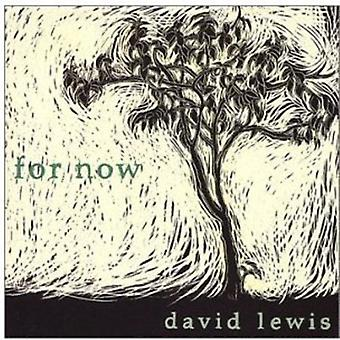 David Lewis - For Now [CD] USA import