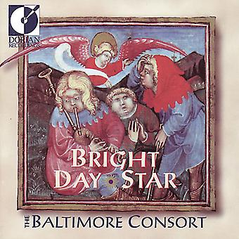 Baltimore Consort - Bright Day Star: Music for the Yuletide Seasons [CD] USA import