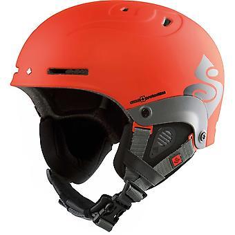 甘い保護ブラスター ヘルメット - コーディ オレンジ