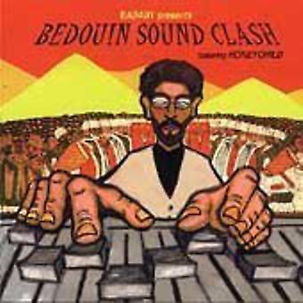 Badawi - Bedouin Sound Clash [CD] USA import