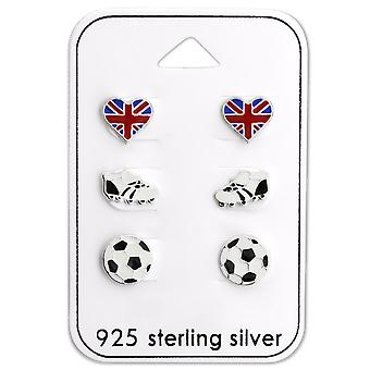 Football - 925 Sterling Silver Sets - W28474X