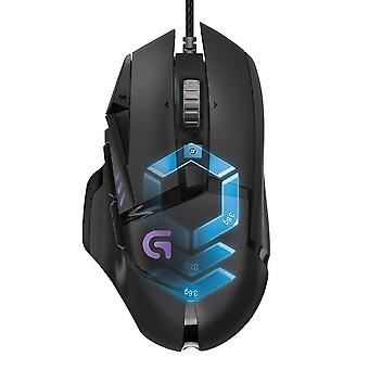 Logitech G502 Proteus Spectrum RGB tunable Gaming Mouse cu 11 butoane programabile