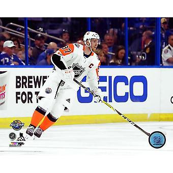 Connor McDavid 2018 NHL All-Star spillet Foto ut
