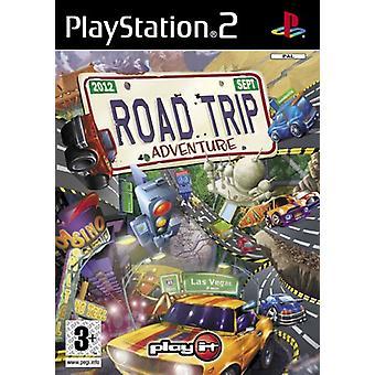 Roadtrip Adventure-nytt