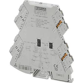 Configureerbare 3-weg-isolatie versterker Phoenix Contact MINI MCR-2-UI-UI-PT 2902040 1 PC('s)