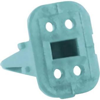 Amphenol AW4S Bullet connector wedge Series (connectors): AW Total number of pins: 4 1 pc(s)