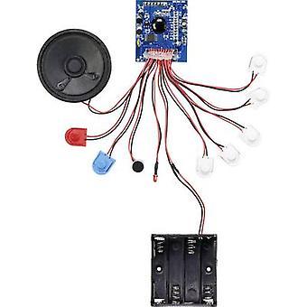Conrad Componentes BRC36 Unidade de gravação de áudio Component Recording Time 60 s