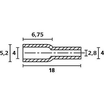HellermannTyton OP4828 PE NA 2000 Protective cap Terminal Ø (max.) 4 mm Polyethylene (PE) Transparent 1 pc(s)