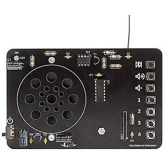 Velleman MK194N FM radio Assembly kit 9 V DC