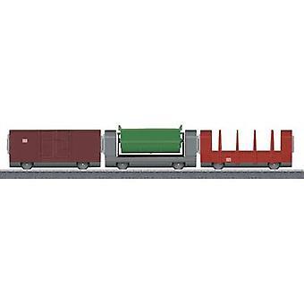 Märklin العالم 44100 H0 Märklin بي العالم عربة إضافية لقطار لنقل البضائع