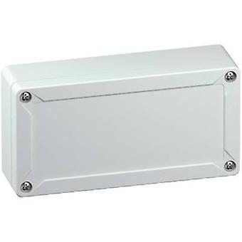 Spelsberg TG PC 1608-6-o Support d'ajustement 162 x 82 x 55 Polycarbonate (PC) Gris-blanc (RAL 7035) 1 pc(s)