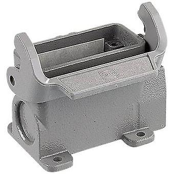 Socket enclosure Han® 10A-asg1-LB-M25 19 20 010 0251 Harting 1 pc(s)