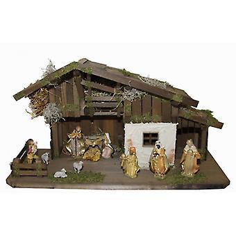 Cuna cuna de James Wood Natividad Navidad natividad estable