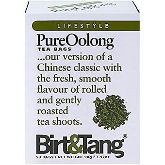 Birt & Tang Pure Oolong Tea, 50 bags
