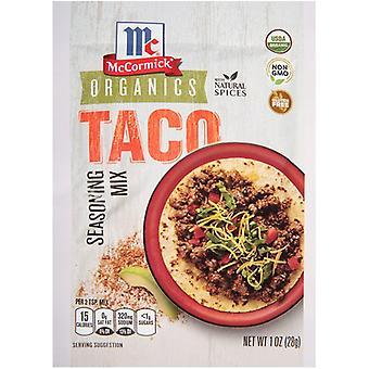 McCormick Organics Taco kruiden Mix