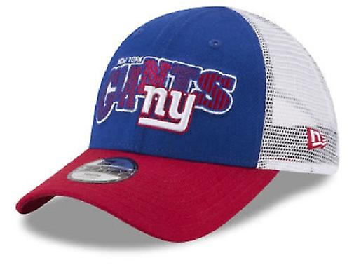 New York Giants NFL nieuw tijdperk 9Forty jeugd Trucker Snapback hoed