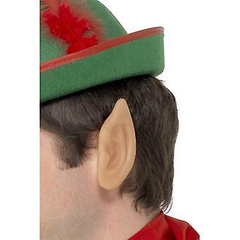 Miękki winyl Smiffy's wskazał Elf uszy