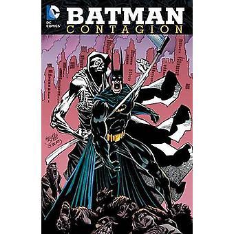 باتمان العدوى من تشاك ديكسون-كتاب 9781401260682