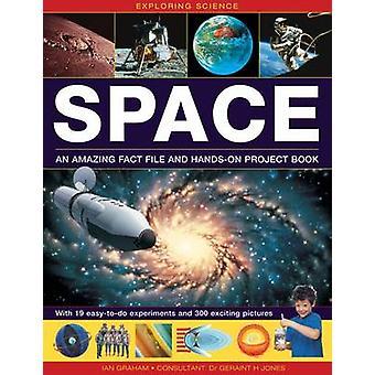 استكشاف العلوم-الفضاء-ملف حقيقة مذهلة والتدريب العملي على المشروع ب