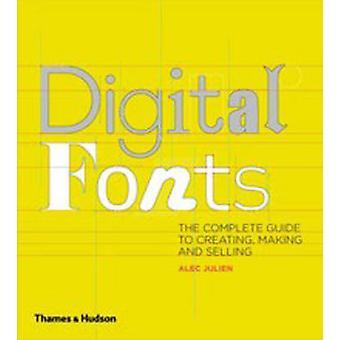 Digitale lettertypen - The Complete Guide to maken - Marketing en verkoop