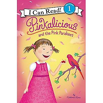 Pinkalicious and the Pink Parakeet (I Can Read Books: Level 1)