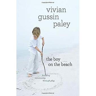 Gutten på stranden: bygge fellesskap gjennom lek