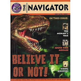 Navigator facklitteratur år 4: Tro det eller ej
