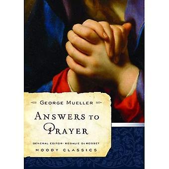 Réponses à la prière (Moody Classics)