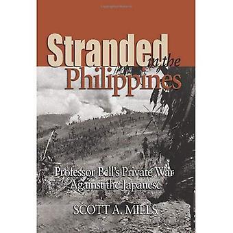 Auf den Philippinen gestrandet: Professor Bell privaten Krieg gegen Japan