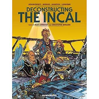 Deconstructing The Incal: Oversized Deluxe