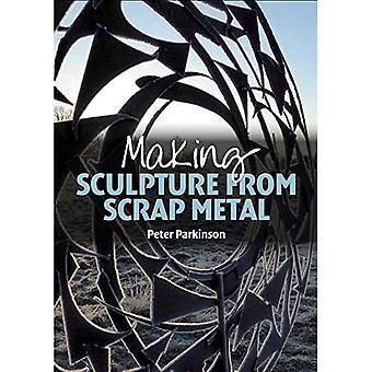 Å lage skulpturer fra skrapmetall