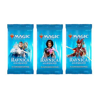 Magic the Gathering-Ravnica Allegiance Booster 3-pack