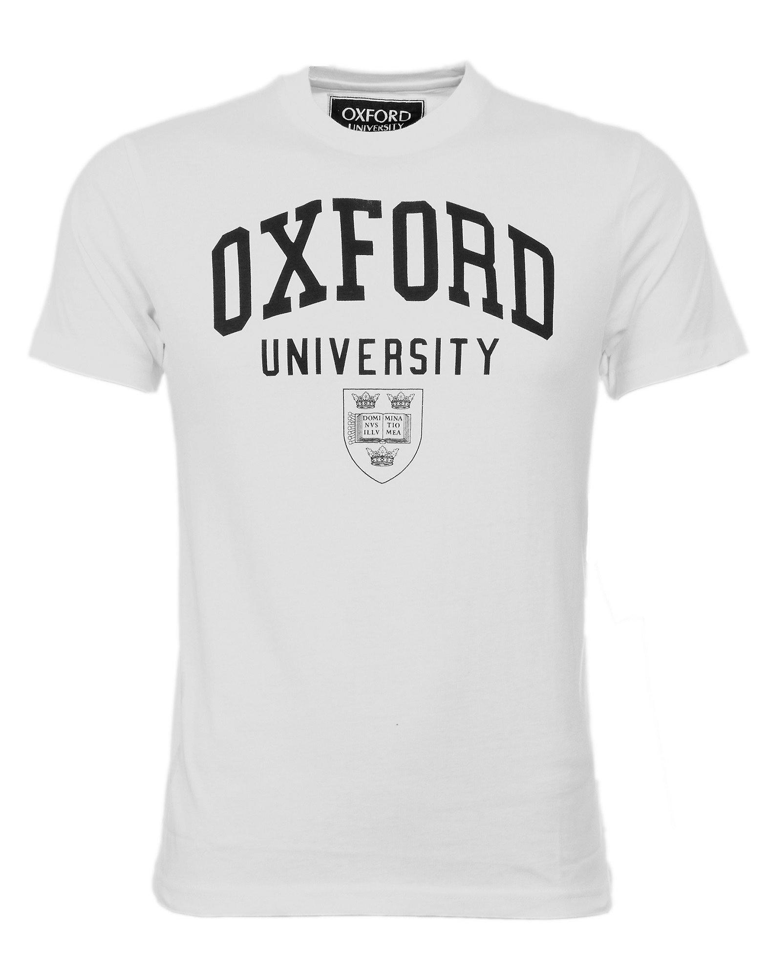 Officially Licensed Oxford University Men's Tshirt