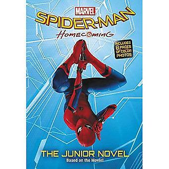 Spider Man: Homecoming: The� Junior Novel
