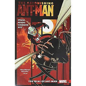Die erstaunliche Ant-Man, Band 3: Die Testversion von Ant-Man