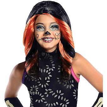 Mh Skelita Calaveras Wig For Children