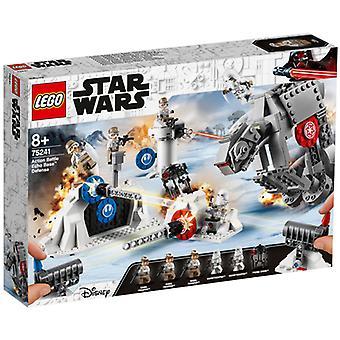 LEGO 75241 Star Wars Action Battle ECHO pohja puolustus