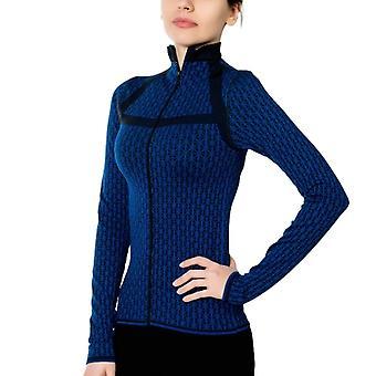 Pierfederico - Womens-pag - nero blu - Active Jacket