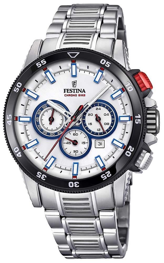 Festina F20352/1 Chrono Bike 2018 men's watch 43 mm