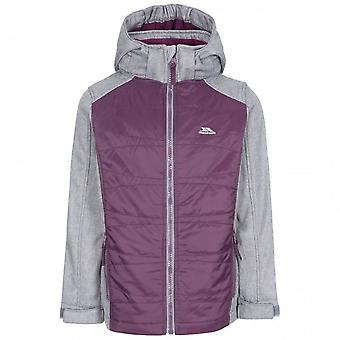 Trespass Childrens Girls Rockrose Softshell Jacket