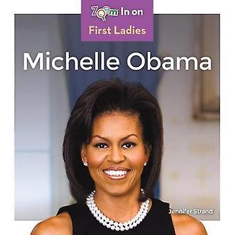 Michelle Obama by Jennifer Strand - 9781532120176 Book