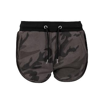 Urban Classics Women's Shorts Camo
