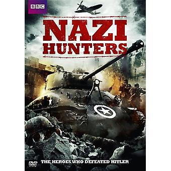 Nazi Hunters: The Heroes Who Defeated Hitler [DVD] USA import